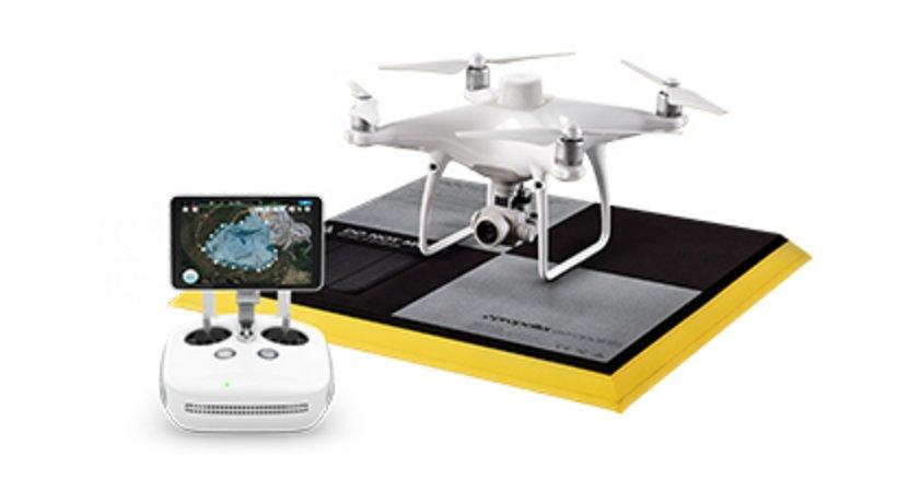 DJI's Phantom 4 RTK Drone